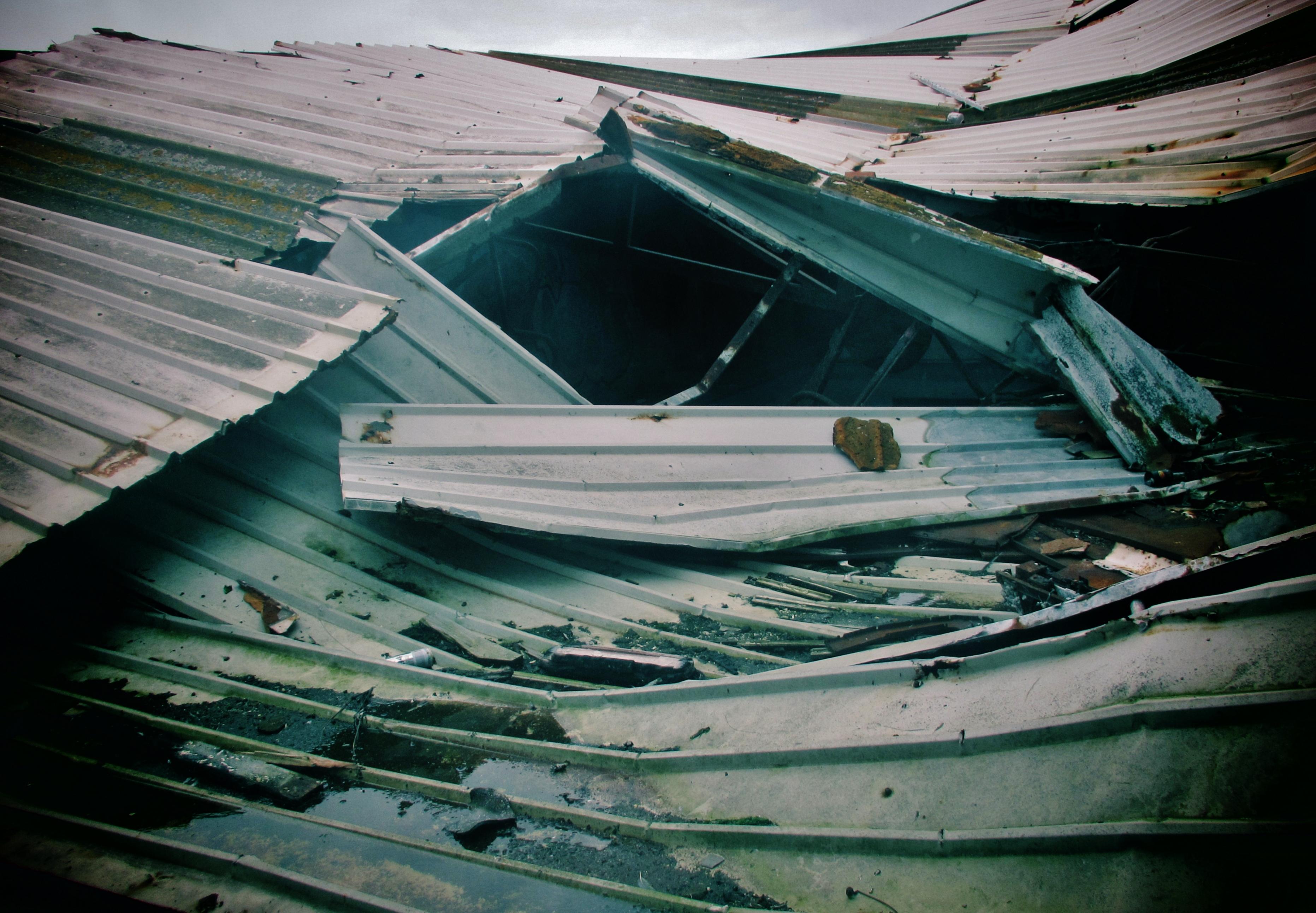 Abandoned Dun Laoghaire Baths, Dublin (Ireland) - Derelict World Photography – Lainey Quinn