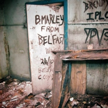 Abandoned Grand Canal Docks, Dublin (Ireland) - Derelict World Photography – Lainey Quinn