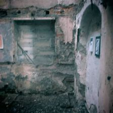 Abandoned Building, Dublin (Ireland) - Derelict World Photography – Lainey Quinn