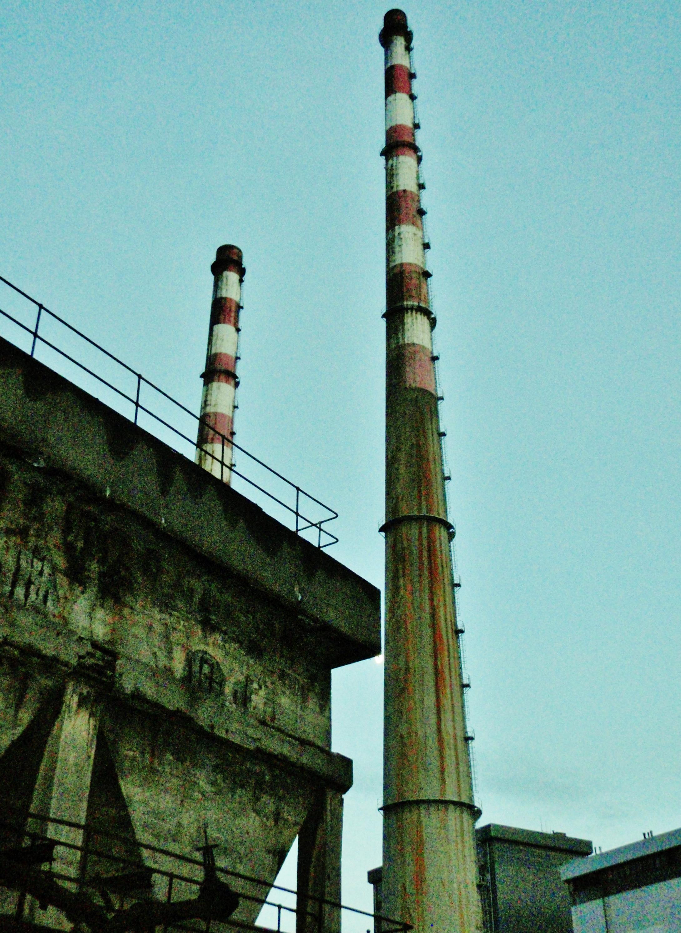 Abandoned Pigeon House PowerStation, Dublin (Ireland) - Derelict World Photography – Lainey Quinn