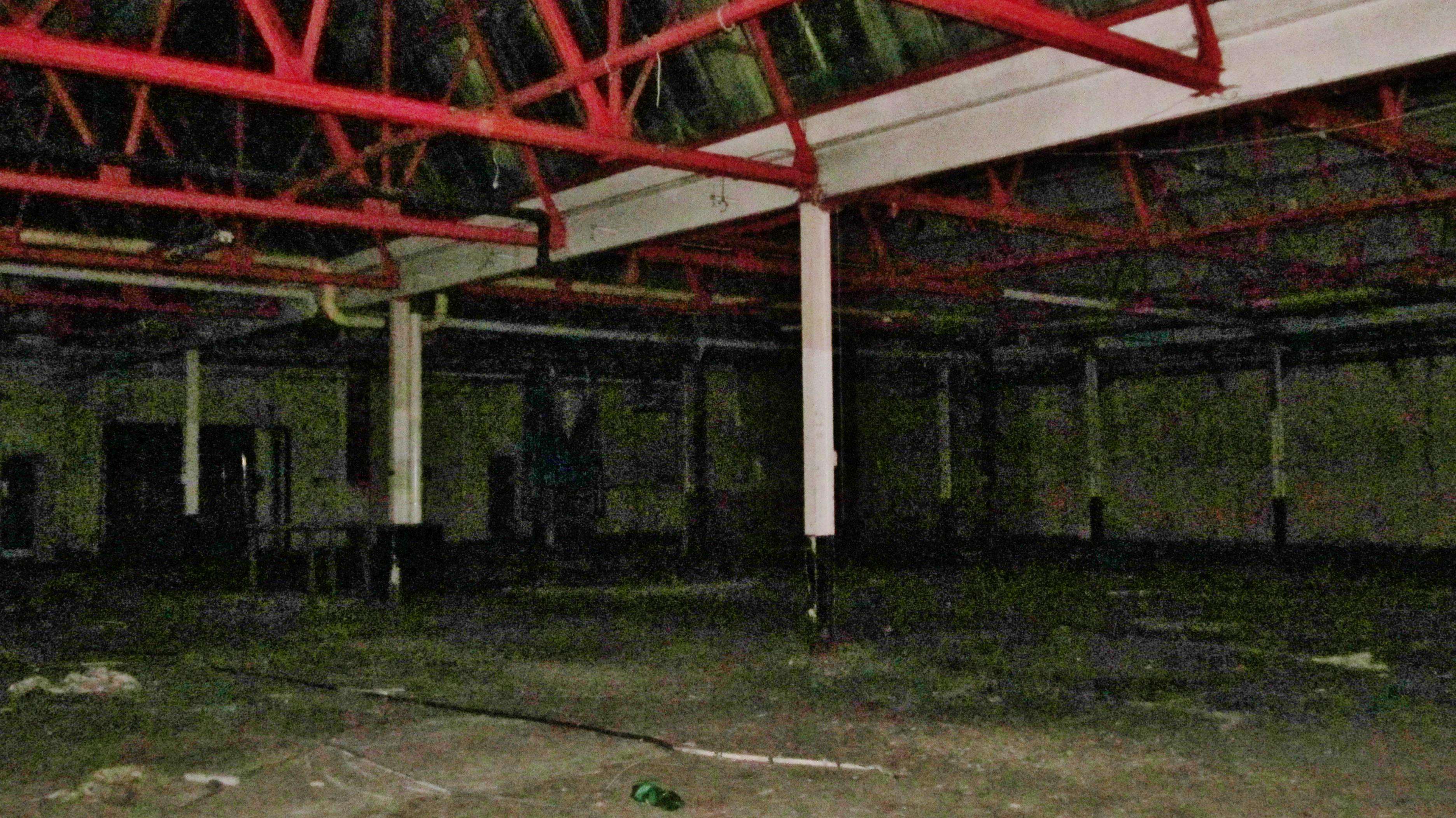 Abandoned Tayto Factory, Dublin (Ireland) - Derelict World Photography – Lainey Quinn