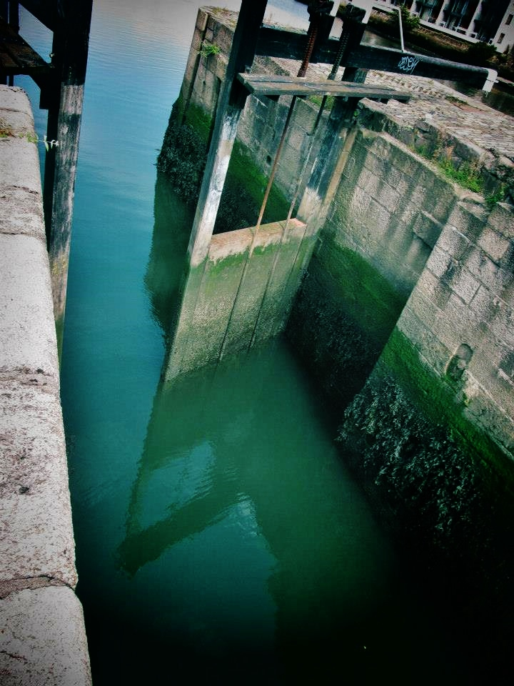 Abandoned Grand Canal Docks, Dublin (Ireland) - Derelict World Photography – Lainey Quinn