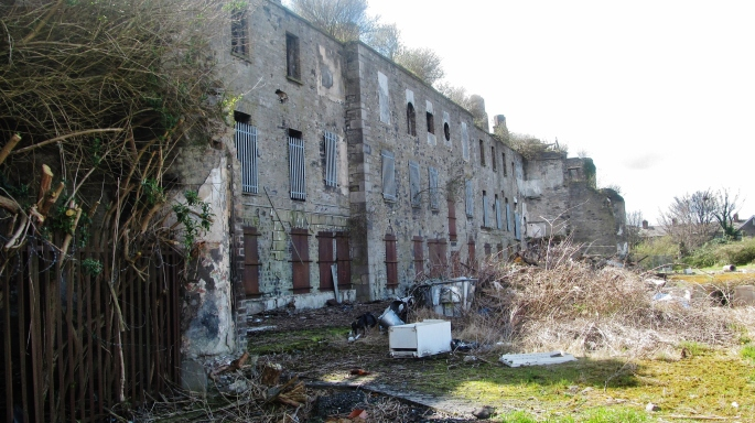 Abandoned Grangegorman Mental Asylum, Dublin (Ireland) - Derelict World Photography – Lainey Quinn