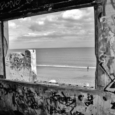 Abandoned Killiney Beach Tearooms (Dublin, Ireland) - Lainey Quinn - Derelict World Photography