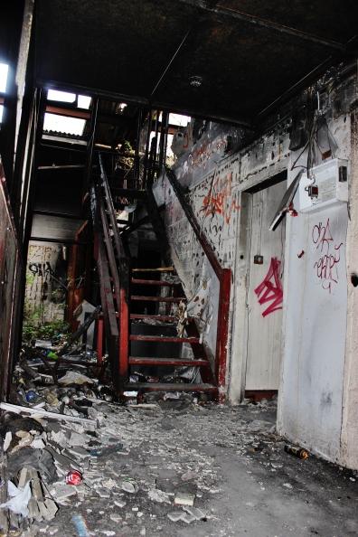 Abandoned Bakery Mill, Dublin (Ireland) - Derelict World Photography - Lainey Quinn