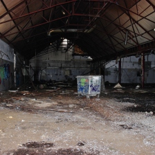 Abandoned Bakery Mill, Dublin (Ireland) - Derelict World Photography - Lainey Quinn