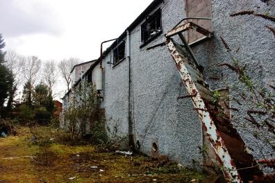 Abandoned Ballyfermot Warehouse, Dublin (Ireland) - Derelict World Photography – Lainey Quinn