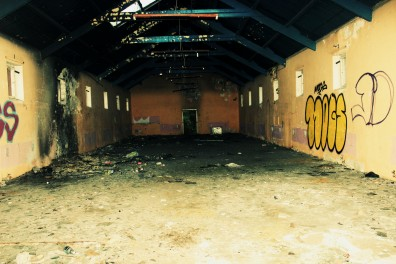 Abandoned Portrane Mental Asylum, Co Dublin (Ireland)– Derelict World Photography - Lainey Quinn