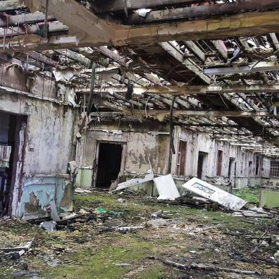 Abandoned Harperbury Hospital, Radlett (UK) – Derelict World Photography - Lainey Quinn