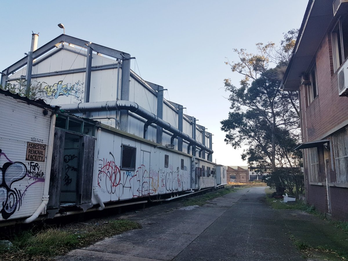 Abandoned Asbestos Removal Laboratory, Redfern (Sydney) - Derelict World Photography – Lainey Quinn