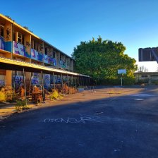 Abandoned Macquarie Boys' Technology High School (Parramatta, Sydney) – Derelict World Photography