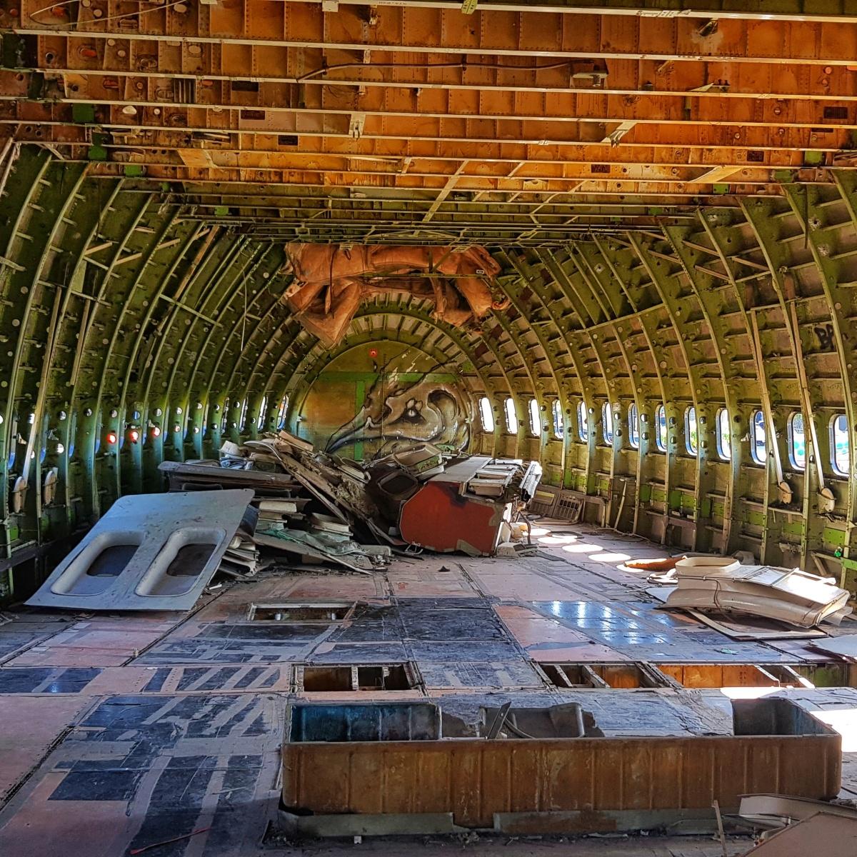 Abandoned Plane Graveyard, Thailand   Abandoned World Photography