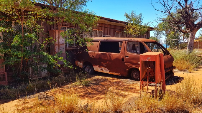Abandoned Aboriginal Lock Hospital, Abandoned World Photography